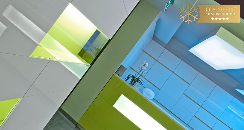 Praxisraum Zentrum Kryolipolyse Mannheim