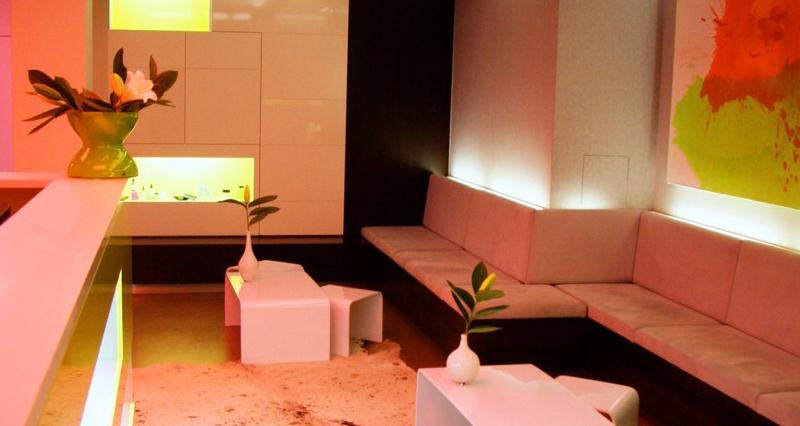 Lounge Zentrum kryolipolyse Mannheim