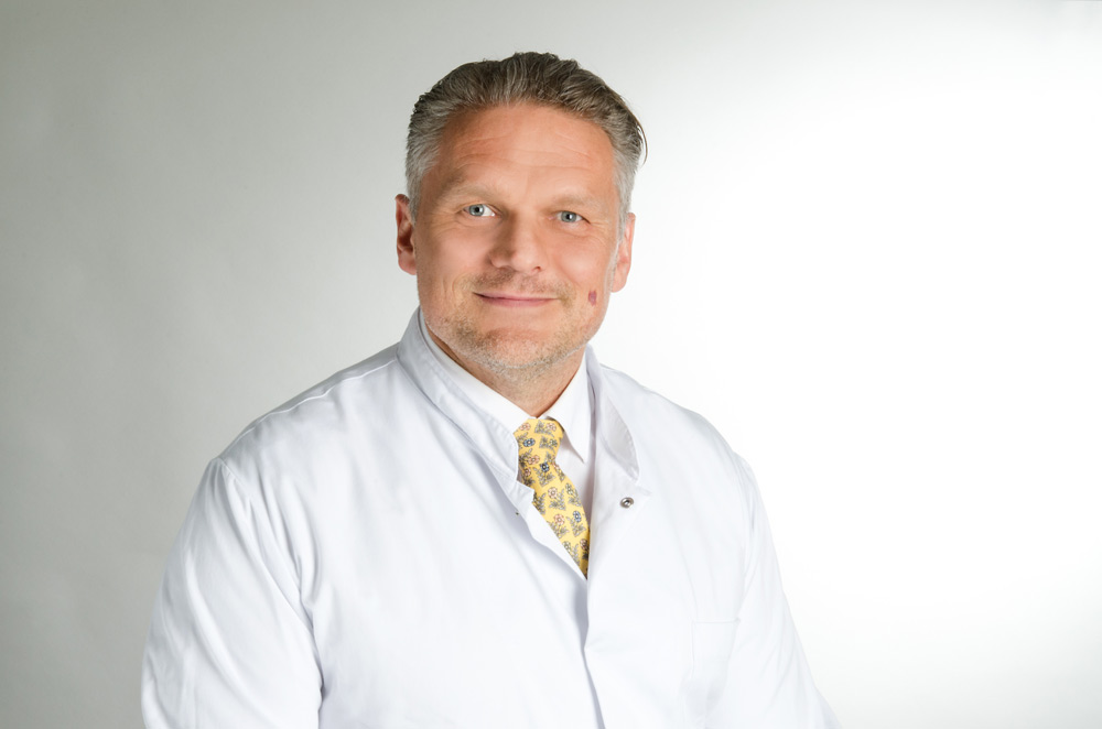 Dr. med. Frank Sander, Facharzt und Experte für Kryolipolyse