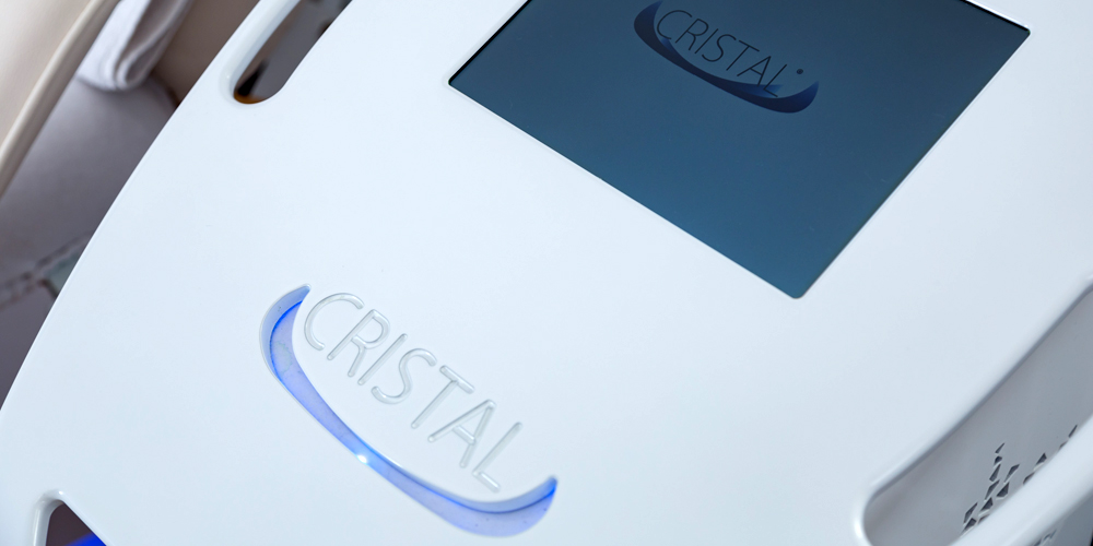 Cristal Cryolipolysis Device - ICE AESTHETIC